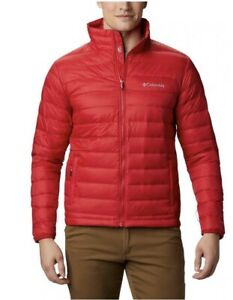 NWT- Columbia Men's Sister Brook Omni Heat 700-Fill Down Jacket