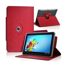 """Housse Etui Universel M couleur Rouge pour Tablette Aoson M787T GPS 3G 7,9"""""""