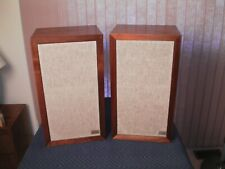 Acoustic Research AR3a Speakers - Oiled Walnut - Pristine in Original AR3a Boxes