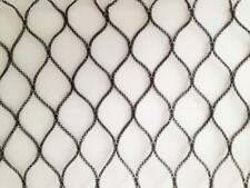 100m x 2m Wide Heavy Duty Bird Netting bulk roll fruit cages crop protection