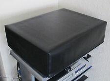 Black Vinyl Soft Feel Dust Cover for Michell Gyrodec Turntables  UK Made