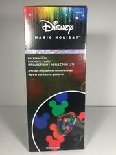 Mickey Mouse Disney Fantastic Flurry Multi-function LED Projection  spotlight