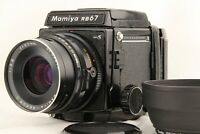 【Optics N.MINT】 MAMIYA RB67 Pro S + SEKOR C 90mm f/3.8 + 120 FilmBack from JAPAN