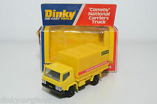 DINKY TOYS 383 CONVOY NATIONAL CARRIERS TRUCK MINT BOXED RARE SELTEN
