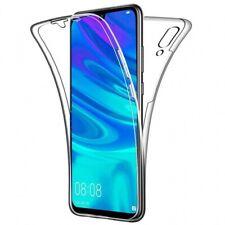 Custodia Cover Fronte Retro Full 360 in Silicone per Huawei Y5 / Y6 / Y7 2019