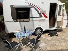 Wohnwagen Bürstner Averso Plus 410 TS mit Hubbett - Außen kompakt, innen Groß!!!