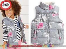 Baby-Jacken, - Mäntel & -Schneeanzüge für Mädchen mit Blumenmuster-Westen