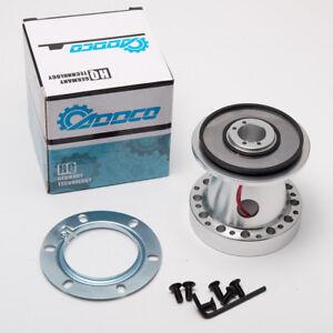 Steering Wheel Hub Adapter Boss Kit For Toyota Chaser KE70 AE86 Corolla Celica