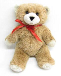 VTG 1982 APPLAUSE JOCKLINE TEDDY BEAR STUFFED PLUSH