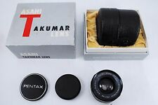 【Excellent++】PENTAX Super Multi Coated Takumar 35mm f/3.5 M42 Boxed!! from japan