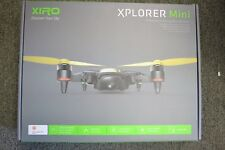 Xiro Xplorer Mini Discovery, Black Quadcopter Drone with HD Video Camera UM2210