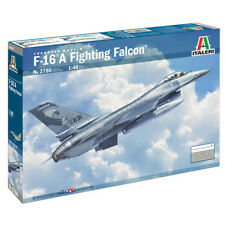 Italeri F-16 A Fighting Falcon Model Set (Scale 1:48) - 2786 - NEW