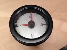 MG ROVER MG TF ANALOGUE CLOCK SILVER FACE YFB000240 115 120 135 160 MGTF