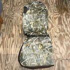 Neoprene Camo Seat Cover Passenger Seat Only From A 2006 Chevy Colorado