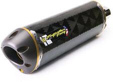 Two Brothers Kawasaki Ninja 250R 250 2008-2013 Slip-On Exhaust Carbon Fiber