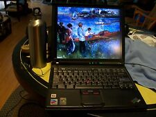 IBM Thinkpad T43p Science Workstation Flawless!  2.13GHz/2GB/160GB/SXGA+ HD