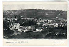 Nailsworth - Photo Postcard c1902 / Stroud