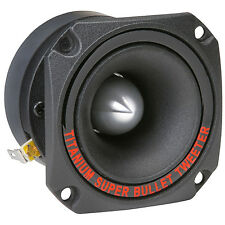 NEW 3-1/8 Super Titanium Tweeter Speaker.4ohm Driver.Home Pro Audio.Replace