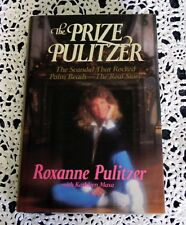 The Prize Pulitzer by Roxanne Pulitzer SIGNED 1st Edition Palm Beach Florida HC