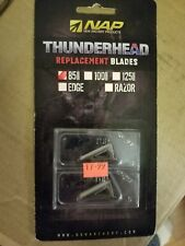 Nap Thunderhead 85g Replacement Blades 60-209