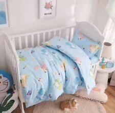 Baby Bedding Cot Set Nursery Comforter.