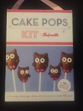 Bakerella Cake Pops Kit: Includes Bags, Stickers, Tags, Ribbon To Make 48 Pops