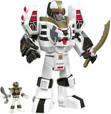Imaginext White Tigerzord Warrior Mode