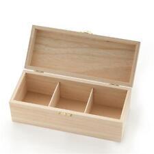 Teebox Teekiste Teebeutelbox Teebeutelkasten Teedose Holz