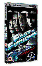 Fast and Furious (New and Sealed) Sony PSP UMD Video Movie