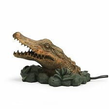 Aquascape 78208 Alligator Head Pond Spitter-gator fountain-water garden-feature