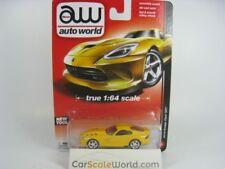 Dodge Viper SRT 2014 1/64 Autoworld (yellow)