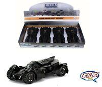 1/24 JADA Display N/B 2015 Batman Arkham Knight Batmobile Diecast Model 98714