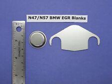 N47 n57 egr blank cap / plate 116d 118d 120d 123d 316 318d 320 325 330d 520 530d