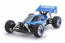 TAMIYA 47346 MET BLU Neo Scorcher Buggy TT-02B RC Auto Kit (senza ESC)