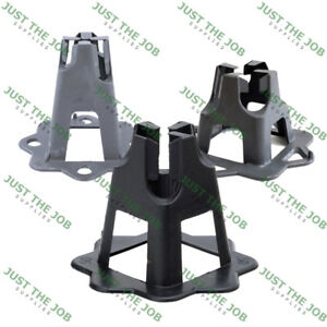 Reinforcing Mesh Fix Spacers Concrete Supports ~ 40/50 65/75 90/100mm Gradeplate
