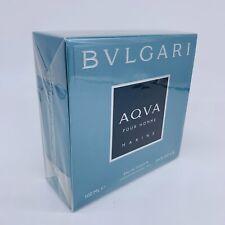 Bvlgari Aqva Marine Pour Homme by Bvlgari 3.4oz/100ml New Sealed Authentic