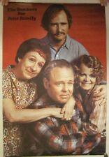 Archie Bunker Poster Family Shot Foist Family All In The Family
