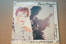 Rare David Bowie Scary Monsters German Import 10 Track 33 1/3rpm PL13647
