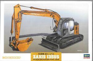 Hasegawa HITACHI EXCAVATOR ZAXIS 135US  1/35  66001  ST
