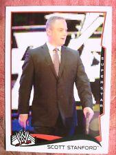 WRESTLING   2014   TOPPS  WWE    #   45   SCOTT   STANFORD