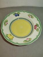 "Villeroy & Boch French Garden Large Rim Soup Bowl 9"" New"
