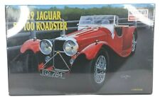 Minicraft 1/16 Scale 1939 Jaguar SS-100 Roadster, Model Kit