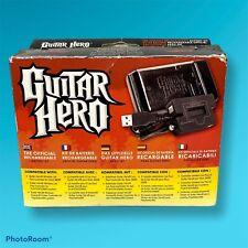 Kit de batería recargable de Guitar Hero oficial PS3 Xbox 360 PS2 Les Paul Kramer