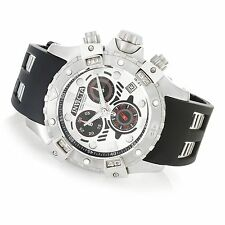 Invicta 48mm Specialty Swiss18857 Quartz Chronograph Stainless Steel  ,New