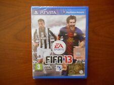 FIFA 13 / PS VITA /  EN BOÎTE / NEUF SOUS BLISTER OFFICIEL / VERSION EN ITALIEN