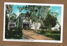 Winter Haven,Fl Florida, Spring Lake Terrace Hotel