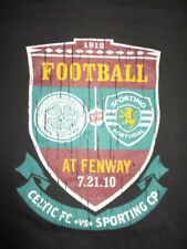 FOOTBALL at FENWAY 2010 CELTIC FOOTBALL CLUB vs SPORTING PORTUGAL (LG) T-Shirt
