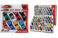 NEW DIE CAST CAR SET F1 RACING CAR VEHICLE PLAY SET MODEL DIECAST METAL KIDS TOY
