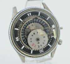 I715 Vintage Orient Aaa King Diver Automatic Watch Needs Repair Cal.4950 63.1