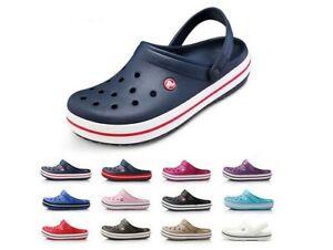 Crocband Shoes Sandals Bath Shoes Clogs Beach Shoes Unisex Slippers House Shoes